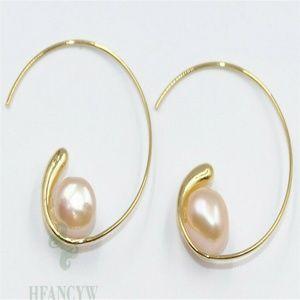 Earring White Pearl
